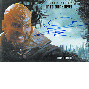 2014 Rittenhouse Star Trek Movies Autographs Gallery and Guide 33