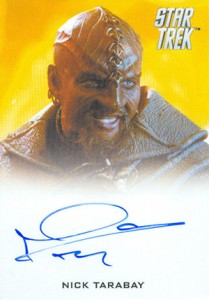 2014 Rittenhouse Star Trek Movies Autographs Gallery and Guide 16