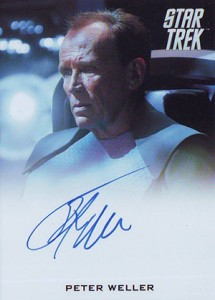 2014 Rittenhouse Star Trek Movies Autographs Gallery and Guide 34