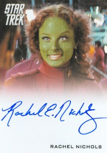2014 Rittenhouse Star Trek Movies Autographs Gallery and Guide 27
