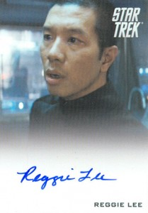 2014 Rittenhouse Star Trek Movies Autographs Gallery and Guide 26