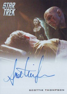 2014 Rittenhouse Star Trek Movies Autographs Gallery and Guide 17