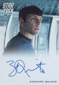 2014 Rittenhouse Star Trek Movies Autographs Gallery and Guide 13