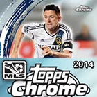 2014 Topps Chrome MLS Soccer Cards
