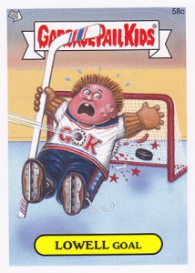 2014 Topps Garbage Pail Kids C Variations Head to the Olym-Picks 2