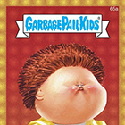 2014 Topps Garbage Pail Kids Chrome Original Series 2 Trading Cards