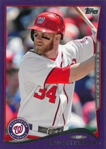 Figure Out All the 2014 Topps Baseball Parallels and Know Where to Find Them 12