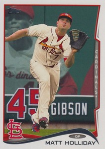 2014 Topps Series 1 Baseball Variation Short Prints Guide 110