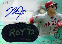 2014 Topps Tribute Baseball Cards 29