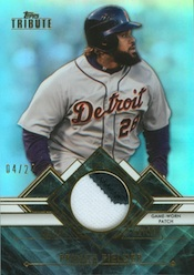 2014 Topps Tribute Baseball Cards 28