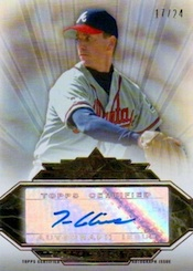 2014 Topps Tribute Baseball Cards 36