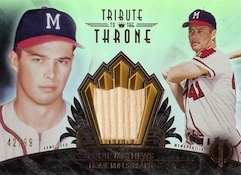 2014 Topps Tribute Baseball Cards 34