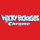 2014 Topps Wacky Packages Chrome Trading Cards