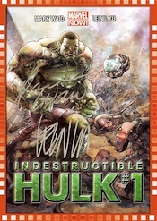 2014 Upper Deck Marvel Now Trading Cards 28