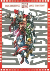2014 Upper Deck Marvel Now Cutting Edge Covers Image