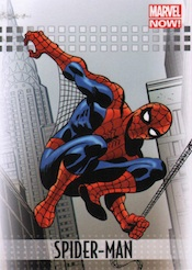 2014 Upper Deck Marvel Now Trading Cards 24