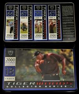 82nd PGA Championship Tiger Woods Nike Golf Balls
