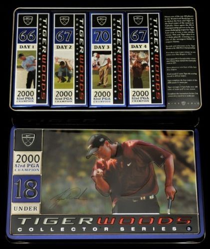 Tiger Woods Rookie Cards and Autographed Memorabilia Guide 48
