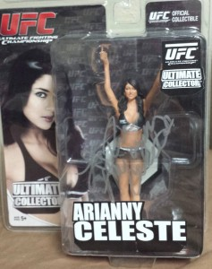 Arianny Celeste Cards and Autographed Memorabilia Guide 25