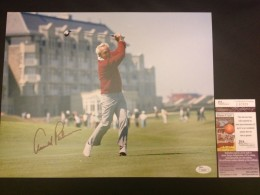 Arnold Palmer Signed Photo