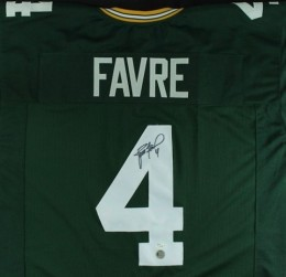 7e3b1ae4e Signed Green Bay Packers Jerseys · Brett Favre Signed Jersey Paul Hornung  Autographed ...