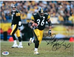 Jerome Bettis Signed Photo