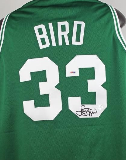 Larry Bird Rookie Cards and Autographed Memorabilia Guide 30