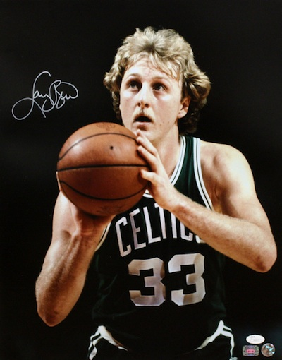 Larry Bird Cards and Memorabilia Guide 27