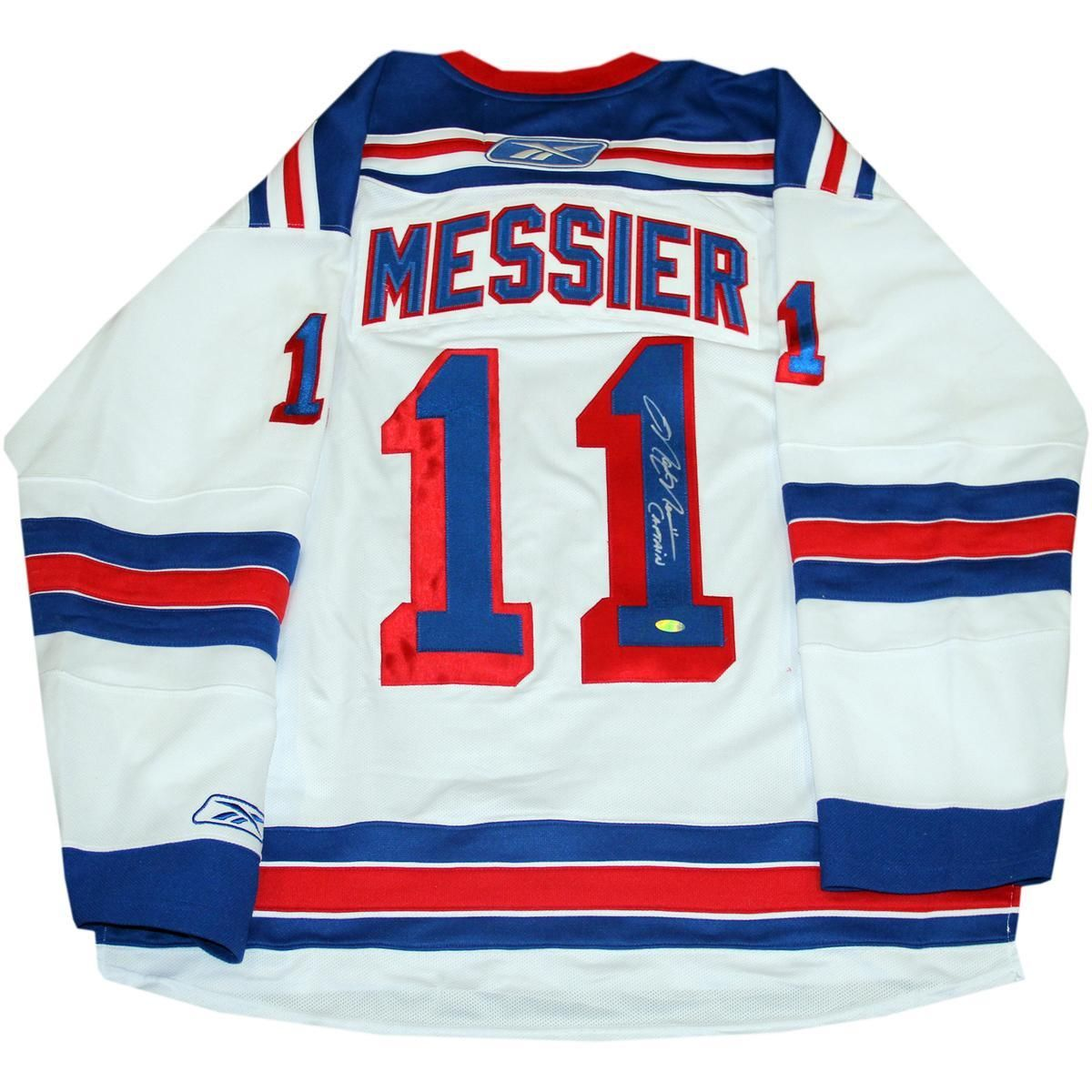 timeless design 4b377 a7d92 Mark Messier Cards, Rookie Cards and Autographed Memorabilia ...