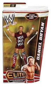 Mattel WWE Elite Collection 19 Daniel Bryan Figure