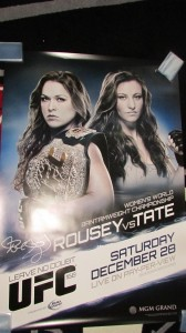 Miesha Tate Cards and Autographed Memorabilia Guide 23