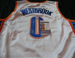 Russell Westbrook Cards, Rookie Cards and Autographed Memorabilia Guide 43