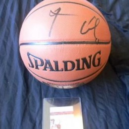 Russell Westbrook Signed Basketball