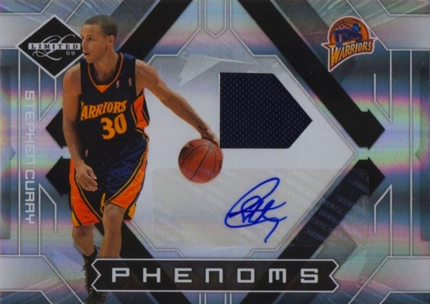 Stephen Curry Rookie Cards and Autograph Memorabilia Guide 3