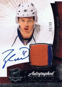 Taylor Hall Rookie Cards and Autographed Memorabilia Guide 1
