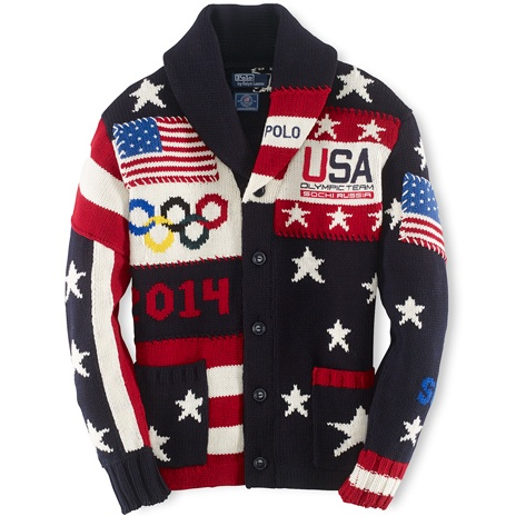 Go Bold or Go Home! Wild Team USA Sweaters Cause a Stir for Viewers and Collectors 1