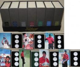 Tiger Woods Titleist Commemorative Golf Balls
