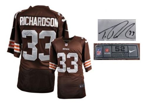 Trent Richardson Cards, Rookie Cards and Autographed Memorabilia Guide 44