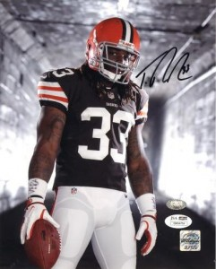 Trent Richardson Cards, Rookie Cards and Autographed Memorabilia Guide 45