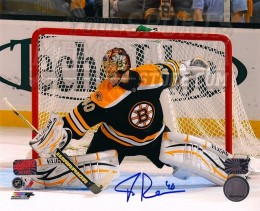 Tuukka rask Signed Photo