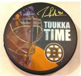 Tuukka Rask Rookie Card Checklist and Autograph Memorabilia Guide 42