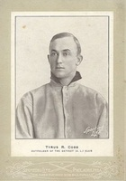 Ty Cobb Cards and Autograph Buying Guide