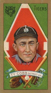 Ty Cobb Cards and Autograph Buying Guide 25