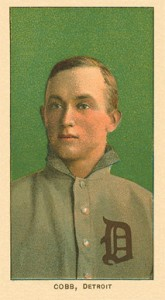 Ty Cobb Cards and Autograph Buying Guide 24