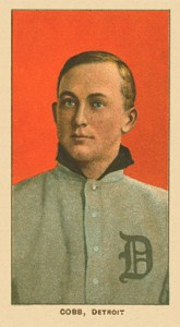 Ty Cobb Cards and Autograph Buying Guide 22