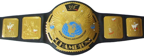 Get Closer to the Action with Replica WWE Championship Title Belts 8