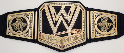 Get Closer to the Action with Replica WWE Championship Title Belts 2