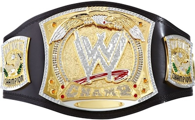 Get Closer to the Action with Replica WWE Championship Title Belts 11