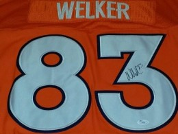 Wes Welker Cards and Autographed Memorabilia Guide 43