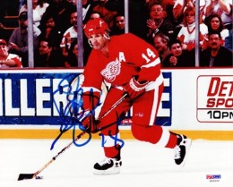 brendan Shanahan Signed Photo